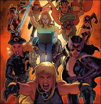 068-6 Birds of Prey Blood and Circuits (Manhunter)