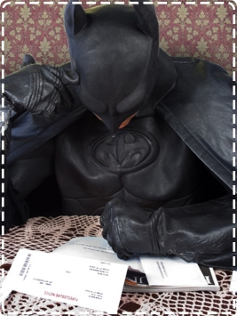Studying Batman