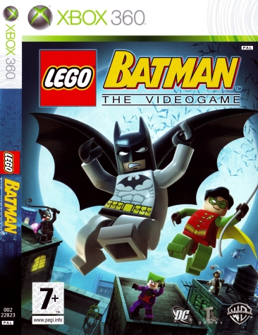LEGO Batman PAL cover2