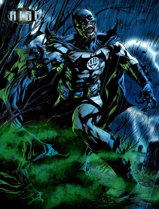 Batman Black Lantern