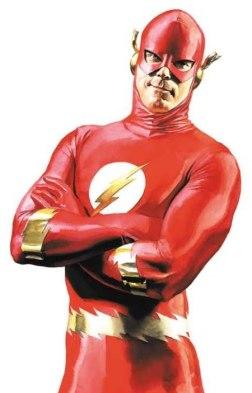 Flash-Barry-Allen-by-Alex-Ross