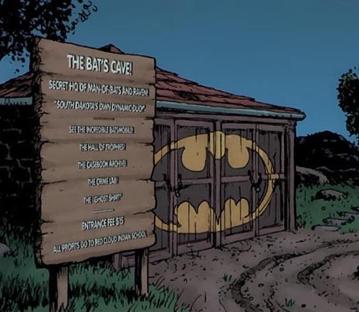Homem dos morcegos