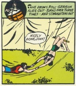 Os Grayson Voadores