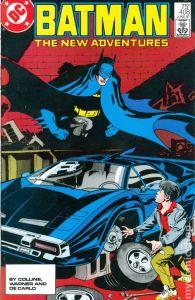 Capa da edição Batman #408