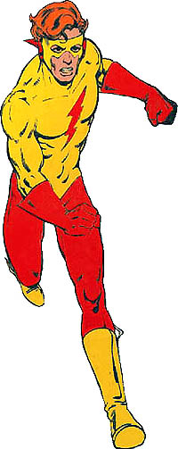 Kid_Flash_(Wally_West)_2nd_costume